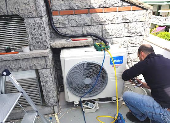 midea yetkili klima servisi